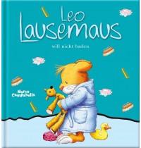 Lingen - Leo Lausemaus - will nicht baden