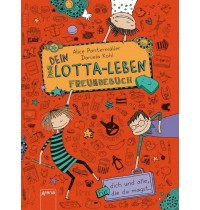 Arena Verlag - Dein Lotta-Leben Freundebuch - Für dich und alle, die du magst