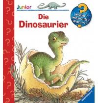Ravensburger Buch - Wieso? Weshalb? Warum? - Junior - Die Dinosaurier