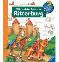 Ravensburger Buch - Wieso? Weshalb? Warum? - Wir entdecken die Ritterburg