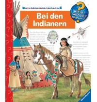 Ravensburger Buch - Wieso? Weshalb? Warum? - Bei den Indianern