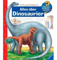 Ravensburger Buch - Wieso? Weshalb? Warum? - Alles über Dinosaurier