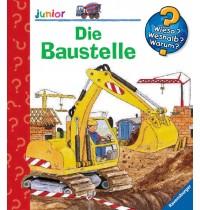 Ravensburger Buch - Wieso? Weshalb? Warum? - Junior - Die Baustelle
