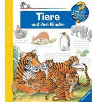 Ravensburger Buch - Wieso? Weshalb? Warum? - Tiere und ihre Kinder