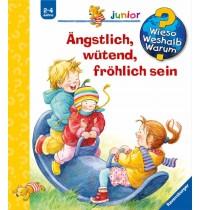 Ravensburger Buch - Wieso? Weshalb? Warum? - Junior - Ängstlich, wütend, fröhlich sein