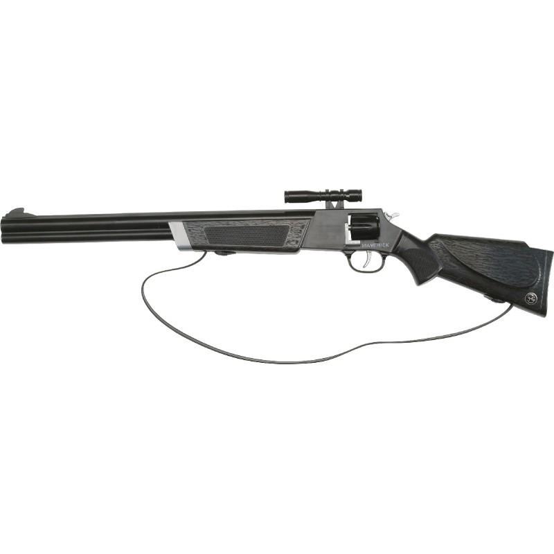 J.G. Schrödel - Maverick, 8-Schuss Gewehr. Knalllautstärke: 125 db
