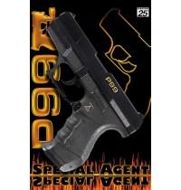 Sohni-Wicke - Special Agent P99 25-Schuß Pistole