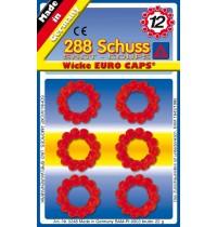 J.G. Schrödel - 12-Schuß Ring-Munition, 288 Schuß