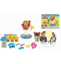 Hasbro - Play-Doh Bunter Frisierspaß