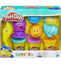 Hasbro - Play-Doh Unterwasser Knetwelt