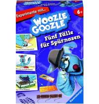 Ravensburger Spiel - Woozle Goozle - Fünf Fälle für Spürnasen