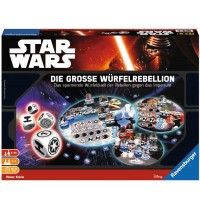 Ravensburger Spiel - Star Wars™ Die große Würfelrebellion