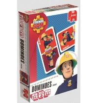 Jumbo Spiele - Feuerwehrmann Sam - Domino Kartenspiel