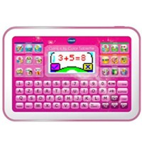 VTech - Ready, Set, School Lerncomputer - Preschool Colour Tablet orange