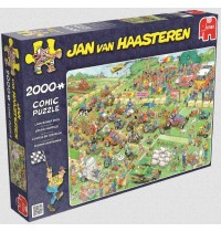 Jumbo Spiele - Jan van Haarsteren - Titel bald verfügbar, 2000 Teile