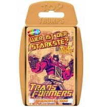 Winning Moves - Top Trumps - Transformers Retro