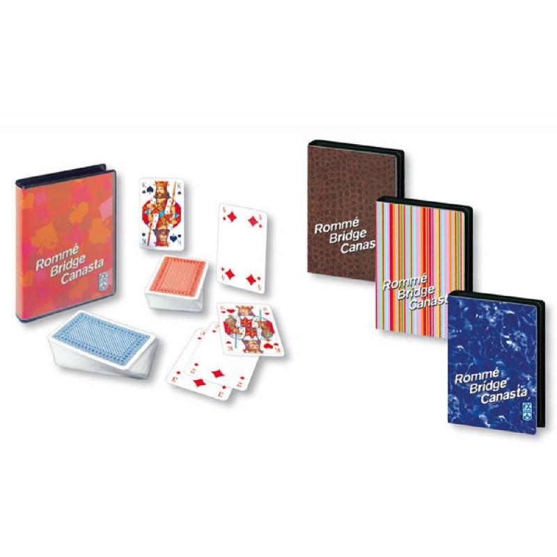 Ravensburger Spiel - Rommé, Canasta, Bridge, verschiedene Designs