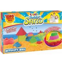 CRAZE - Magic Sand - Activity Box, ca. 700 g Sand