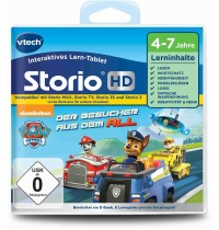 VTech - Storio Lernspiel - Paw Patrol