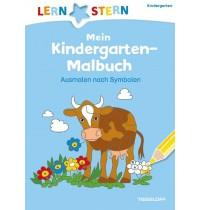 Tessloff - Lernstern - Mein Kindergarten-Malbuch - Ausmalen nach Symbolen