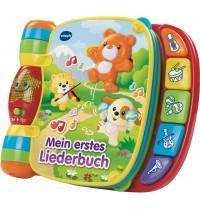 VTech - Baby - Mein erstes Liederbuch, Rot