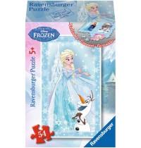 Ravensburger Puzzle - Frozen Minipuzzle, 54 Teile