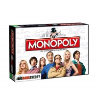 Winning Moves - Monopoly The Big Bang Theory