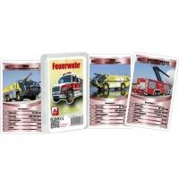 Nürnberger Spielkarten - Quartett - Feuerwehr