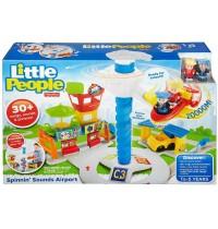 Fisher Price® - Little People Flughafen