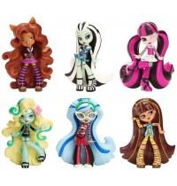 Mattel - Monster High™ - Vinylfiguren Sortiment