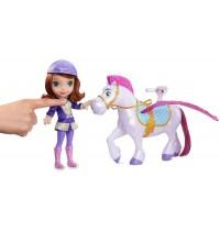 Mattel - Sofia die Erste - Fliegende Prinzessin Sofia und Minimus