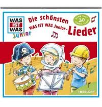 Tessloff - Was ist Was Junior CD Die schönsten Was ist Was Junior-Lieder