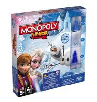 Hasbro - Monopoly Junior Die Eiskönigin