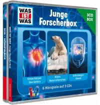 Tessloff - Was ist Was CD - Junge Forscher Box