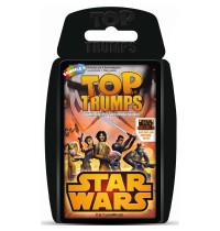 Winning Moves - Top Trumps StarWars Rebels