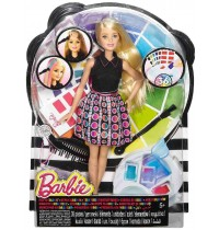 Mattel - Barbie - Haarfarben-Zauber Barbie