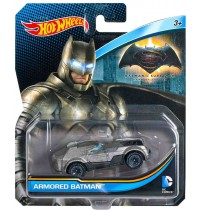 Mattel - Batman vs. Superman - DC :64 Character Car Sortiment