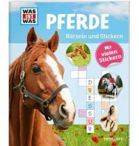 Tessloff - Was ist Was - Rätseln und Stickern - Pferde