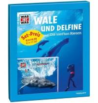 Tessloff - Geschenkset Was ist Was - Wale und Delfine