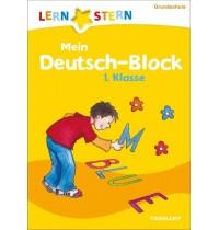 Tessloff - Lernstern - Mein Deutsch-Block 1. Klasse