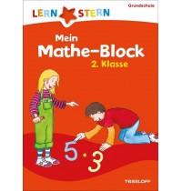 Tessloff - Lernstern - Mein Mathe-Block 2. Klasse