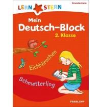 Tessloff - Lernstern - Mein Deutsch-Block 2. Klasse