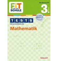 Tessloff - Fit für die Schule - Tests mit LZK Mathematik 3. Klasse