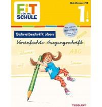Tessloff - Fit für die Schule - Schreibschrift üben - Vereinfachte Ausgangsschrift 1. Klasse