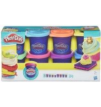 Hasbro - Play-Doh - Plus 8er Pack