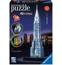 Ravensburger Puzzle - 3D-Puzzle - Chrysler Building, 216 Teile