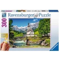 Ravensburger Puzzle - Ramsau, Bayern, 300 XXL-Teile