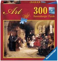 Ravensburger Puzzle - Predigt auf der Wartburg, 300 Teile