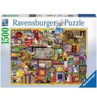 Ravensburger Puzzle - Bastelregal, 1500 Teile