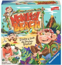 Ravensburger Spiel - Monkey Beach